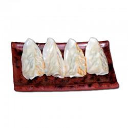 Chicken Gyoza 4 Units (dumpling)