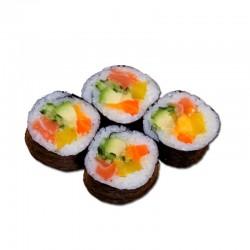 Futo Maki Salmon