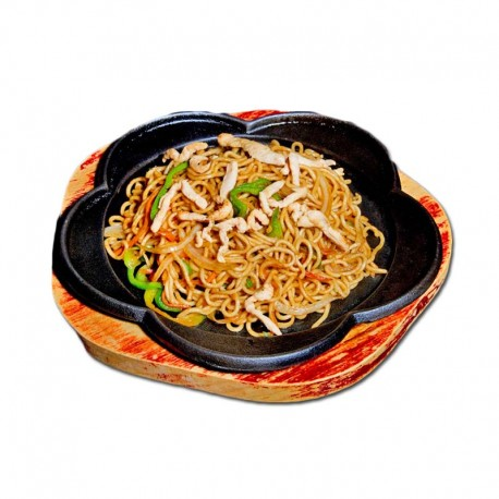 Yakisoba With chicken