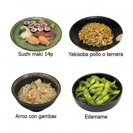 Daily menu 3